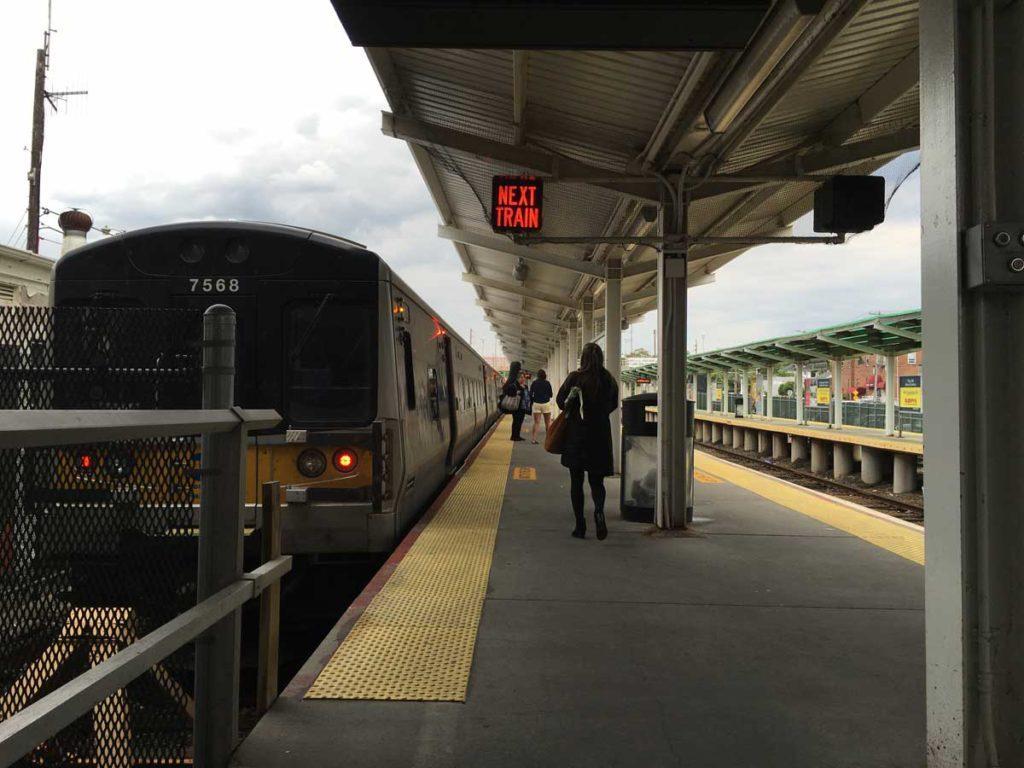 Port Washington Train Station